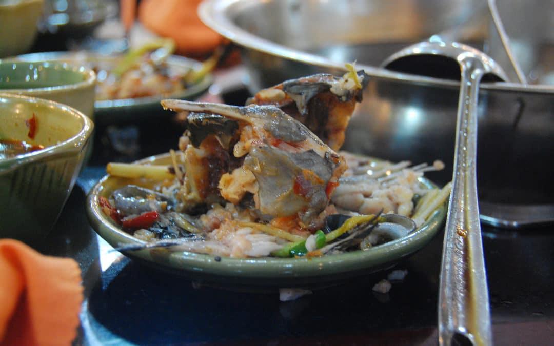 Sichuan Hotpot in Chengdu