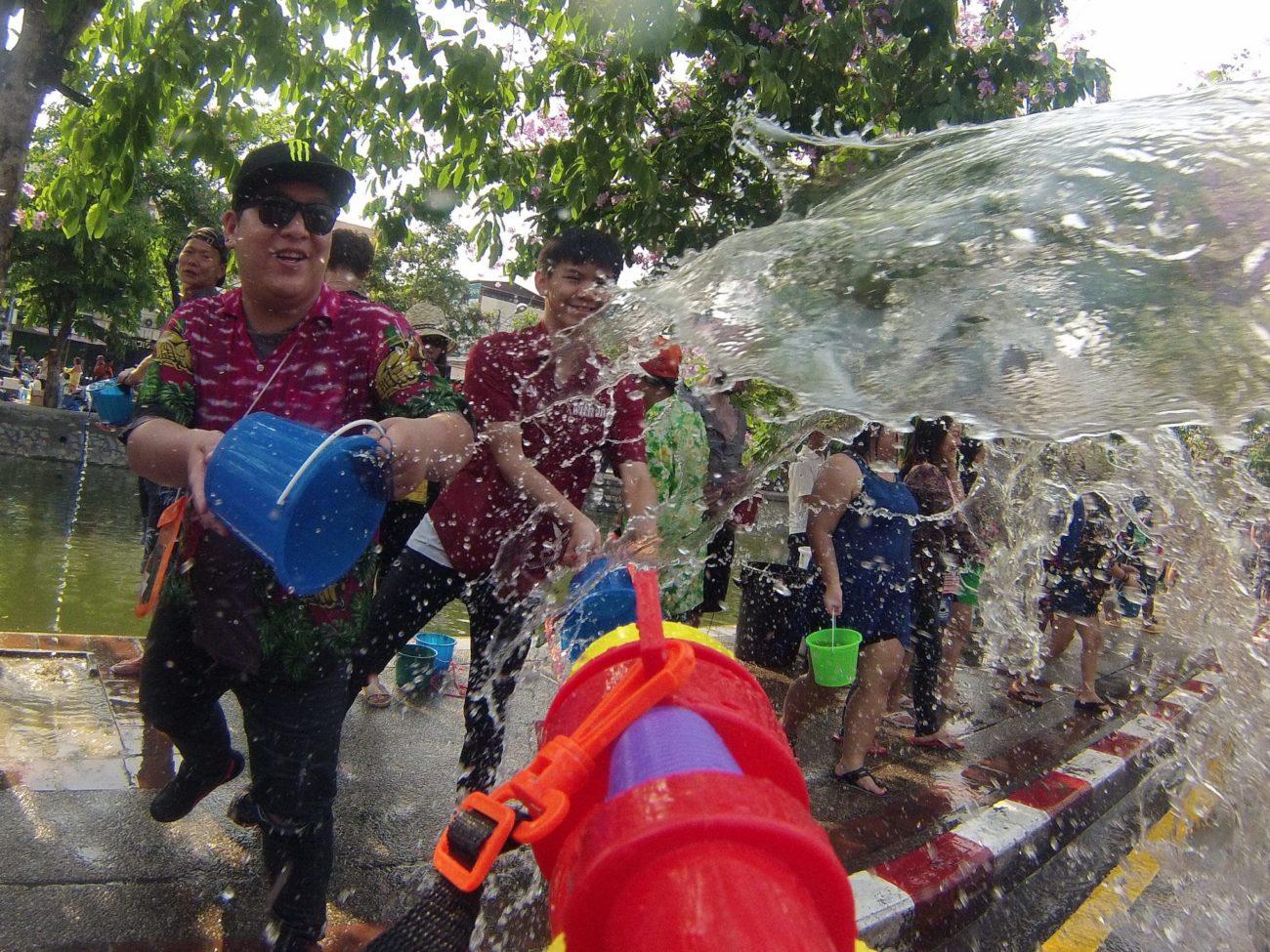 A Thailand Vagabonding Welcome: Songran 2016