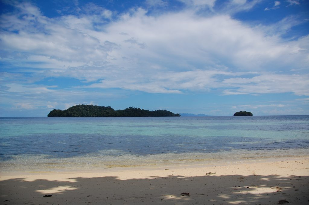 Kadidiri in the Togean Islands, Sulawesi