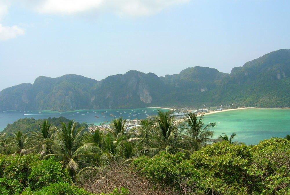 Tsunami Panic in Koh Phi Phi