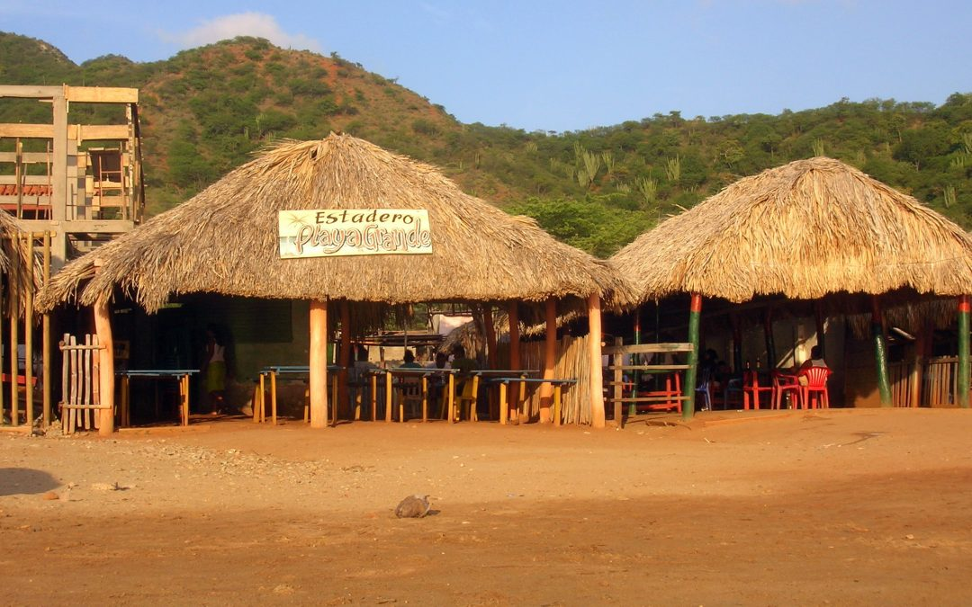 Taganga, Colombia: Paradise?