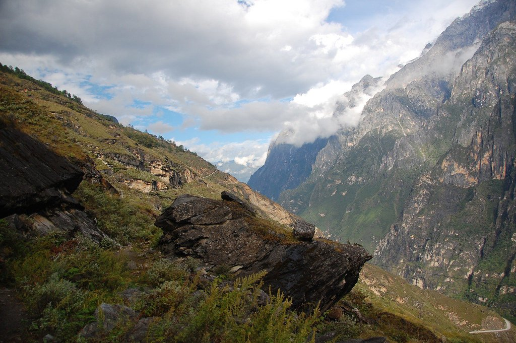Tiger Leaping Gorge (Day 1)
